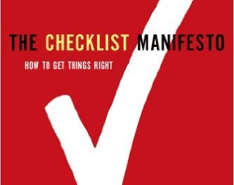 Checklists and Software Development